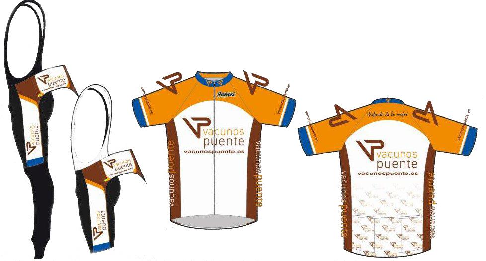 ropa ciclista sin fondo